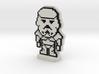 Stormtrooper 3d printed