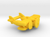 Rhino Fighter Plane 3d printed