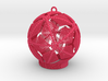 Pixel World Ornament for lighting days 3d printed Greeting from Pixel World