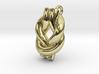 Knot Of Hercules Earring 3d printed