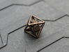 8-Sided Vector Die 3d printed