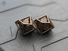 10-Sided Vector Die (1%s) 3d printed