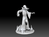 Mind Flayer Miniature 3d printed