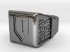 First Infantry Division Ring Ft. Riley KS: Sz 12 3d printed
