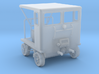 Maintenance-Of-Way Motor Car 1-87 HO Scale (Fixed) 3d printed
