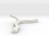 B6D StandUp Rear Lipo Brace Associated 3d printed