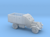 Lancia Armoured Truck 1921 (6mm) 3d printed