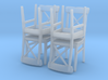 IKEA Ingolf Chair Set of 4 3d printed