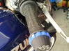 Cruise control motocycle. Molette droite. 3d printed
