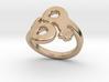 Saffo Ring 27 – Italian Size 27 3d printed