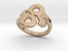 Saffo Ring 33 – Italian Size 33 3d printed
