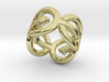 Coming Out Ring 16 – Italian Size 16 3d printed