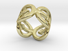Coming Out Ring 17 – Italian Size 17 3d printed