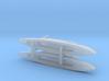 IJN Jingei / Chogei Submarine Tender 1/2400 3d printed