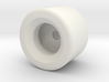 CW Dragstrip Front Spoiler pt2 - Wheel 3d printed