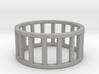 Albaro Ring- Size,9 3d printed
