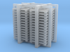N Scale Pallets V2 52pc 3d printed