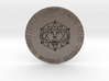 7 Archangels of the Week Lottery Scratch Coin 3d printed