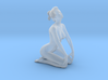 Classical Japanese girl 018 1/24 3d printed