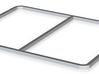 399 107 Wangerooge-Seitenfensterrahmen-innen 3d printed