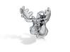 Keychain Moose 3d printed