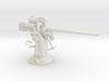 1/24 USN 3 inch 50 [7.62 Cm] Deck Gun 3d printed