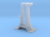S Scale CPR Switchstand 3d printed
