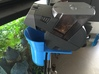 Aquarium Fish Tank Feeding Station 3d printed