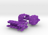 HFTD deluxe Whirl weapons 3d printed