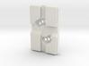 Scythe MOLLE mounting platform (clockwise rotation 3d printed