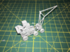 1:200 Scale CVCC Aircraft Carrier Crsh Crane  3d printed