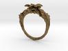 Yazmin Ring 3d printed