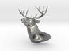 White Tail Deer Mount 3d printed