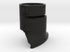 Ned Kelly Helmet Outlaw Pencil Top 9mm 3d printed