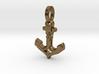 Anchor charm 3d printed