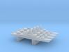 Alvand-class frigate x 4, 1/6000 3d printed
