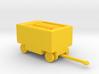 1/144 Scale TTU-228 E GSE 3d printed