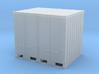 "1/64th Drom (Dromedary) Cargo Box 120""L 104"" High 3d printed"