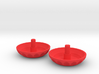 Matilda - Parts 4 & 5: Spin Caps #SAR3DP 3d printed