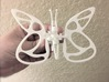 The Butterfly 3d printed On my hand!