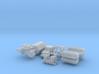 1/32 Flathead W Ardun Head 4 Deuce Intake 3d printed