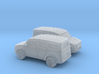 1/160 2X  2002-07 Honda Element 3d printed