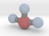 Bromine Trifluoride (BrF3) 3d printed
