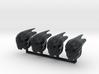 Spurian Headswaps 28mm GW 3d printed