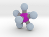Iodine Heptafluoride (IF7) 3d printed