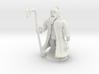 Dwarven Wizard 3d printed