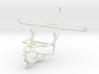 Controller mount for PS4 & Asus Zenfone 2 Laser ZE 3d printed