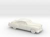 1/87 1949-52 Cadillac Eldorado Convertible 3d printed
