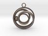 Mobius Strip - Rail and sphere 3d printed