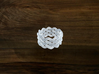 Turk's Head Knot Ring 5 Part X 11 Bight - Size 12 3d printed